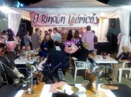 Montaje completo para el Rincón Ibérico Andaluz