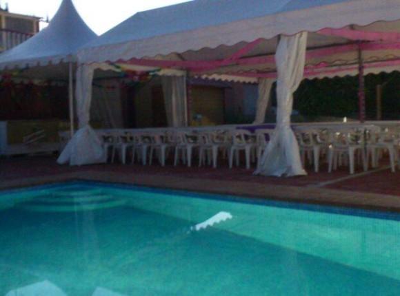 Montaje fiesta privada en Torrox